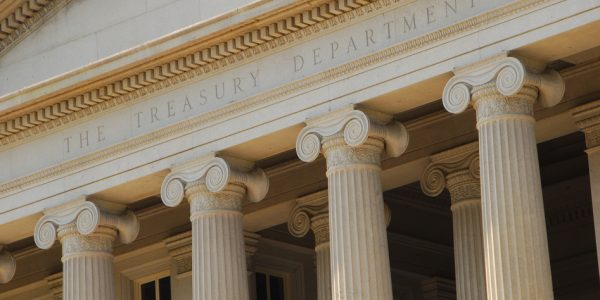 Treasury-Konzeption
