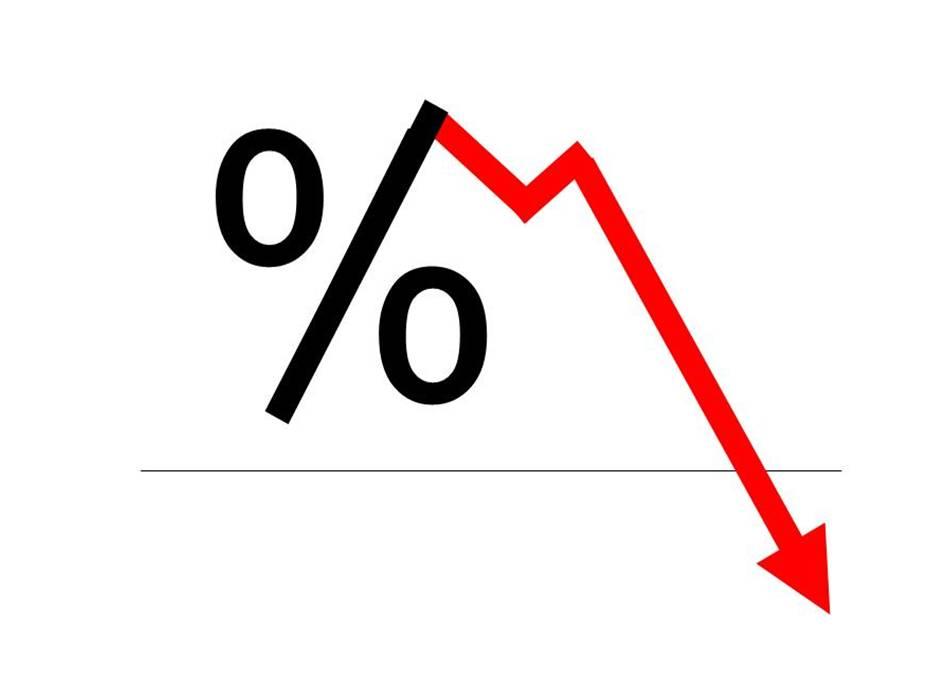 EZB Senkt Einlagenzins Auf -0,3%