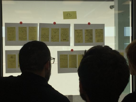 "How to ""Design Sprint"" – ein Workshop mit Jake Knapp"