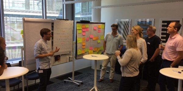 Design Thinking bei der Swiss Re