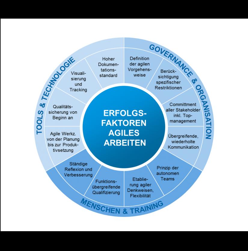 Anwendung von agilen Entwicklungs-methoden im Data-Warehouse-Umfeld in der Finanzindustrie_2 Erfolgsfaktoren des agilen Ansatzes