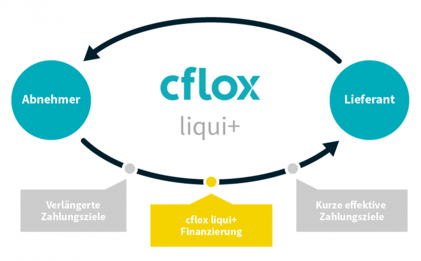 Abbildung cflox liqui+ Working Capital