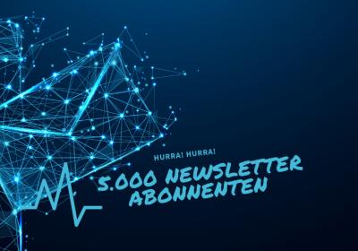 BankingHub Newsletter erreicht die 5.000-Abonnenten-Marke