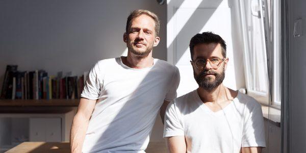 Holger und Hannes von Neugelb / BankingHub