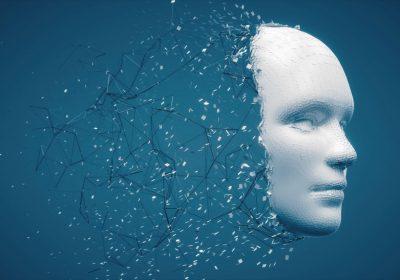 Abstrakte Abbildung zum Potenzial von künstlicher Intelligenz im Finanzsektor / BankingHub