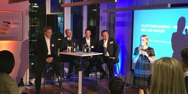 Networking powered by Fintech Hub – 7. Get Together für Banken und Fintechs / BankingHub