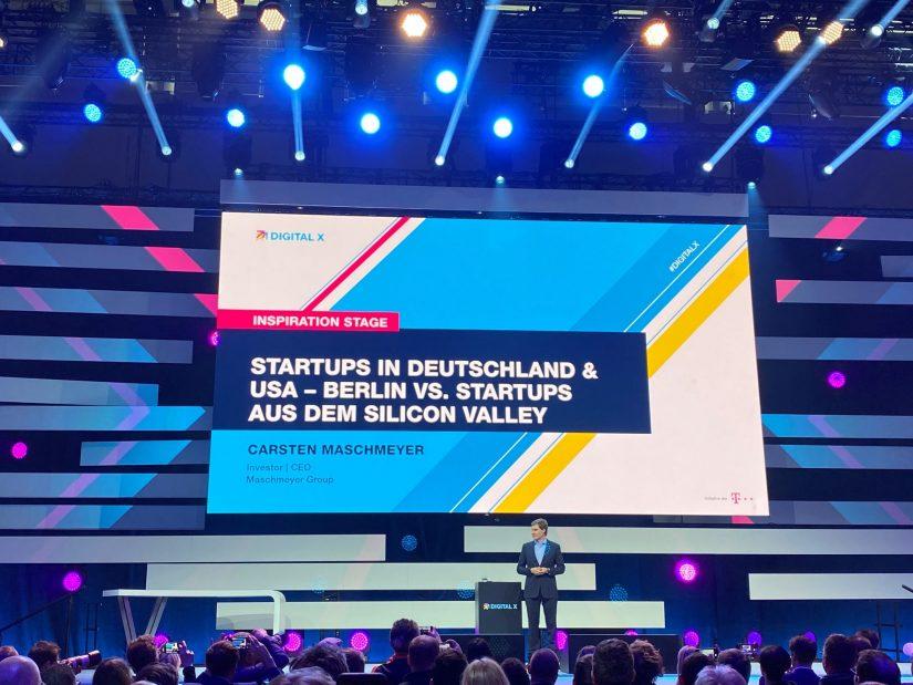 Digital X 2019 – Europas größter Digitalisierungsgipfel: Carsten Maschmeyer / BankingHub