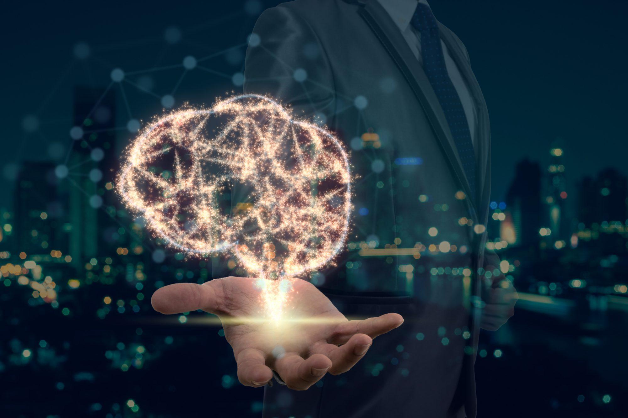 Abstraktes Bild zu Intelligent Automation – Kundenzufriedenheit steigern / BankingHub