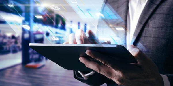 """Titelbild zu """"Vom digitalen Firmenkredit zum SaaS-Provider"""" / BankingHub"""