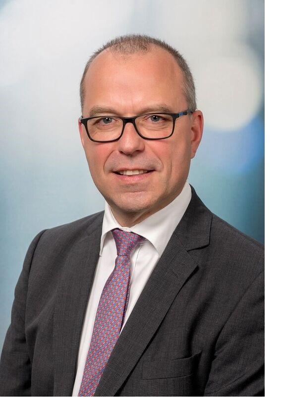 Jan Welsch, Geschäftsführer von S-Kreditpartner / BankingHub,