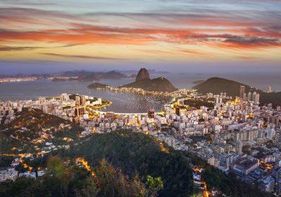 Blick auf Rio de Janeiro in Brasilien | Payment-Oekosystem / BankingHub