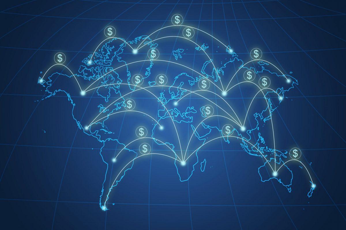Abstraktes Bild welches die Tokenisierung von Vermögenswerten darstellt / BankingHub