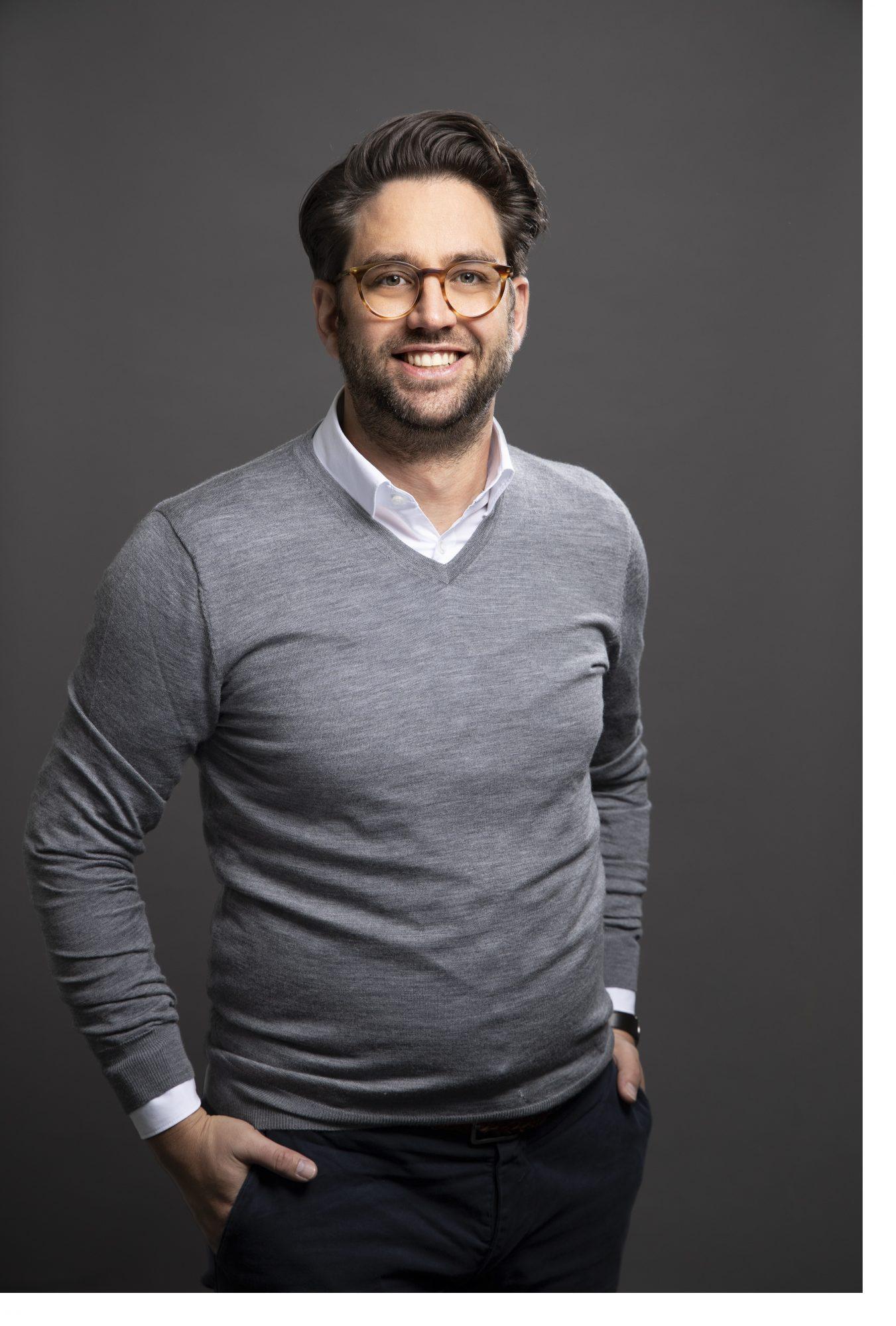 Dr. Harald Brock von investify / Robo Advice / Robo Advisory 2020