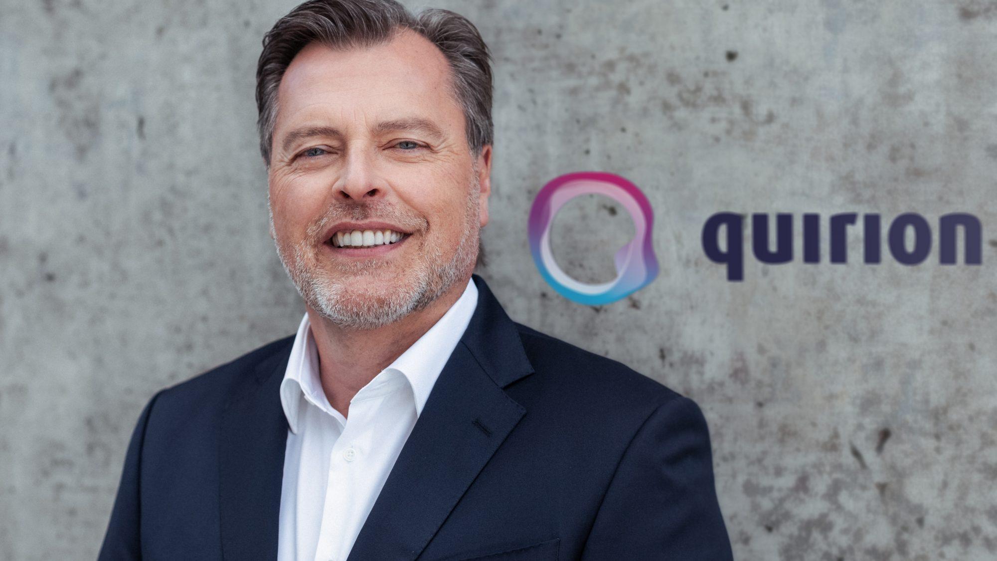 Interview mit Martin Daut Geschäftsführer Robo Advisor quirion zu Robo Advisory Markt 2020