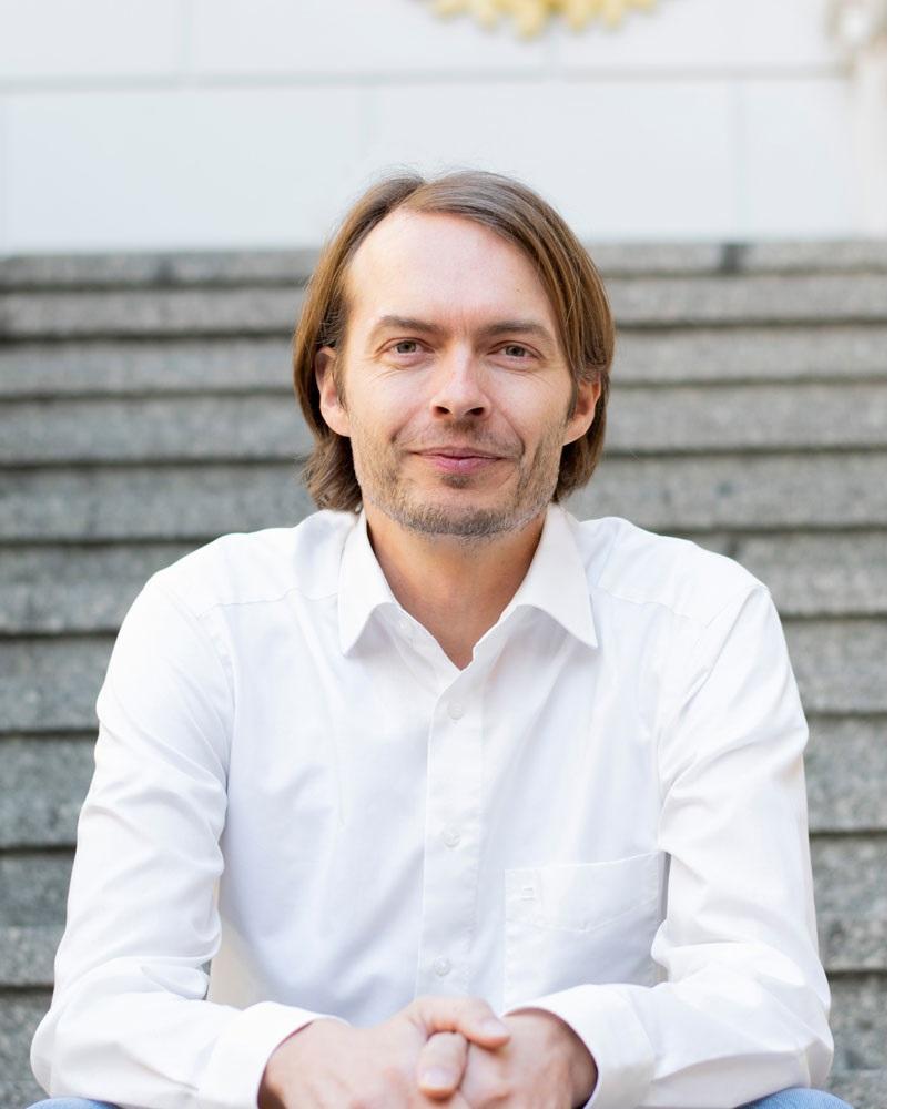 Iven Kurz, CEO und Gründer von Evergreen / Interview mit Robo Advisor Evergreen
