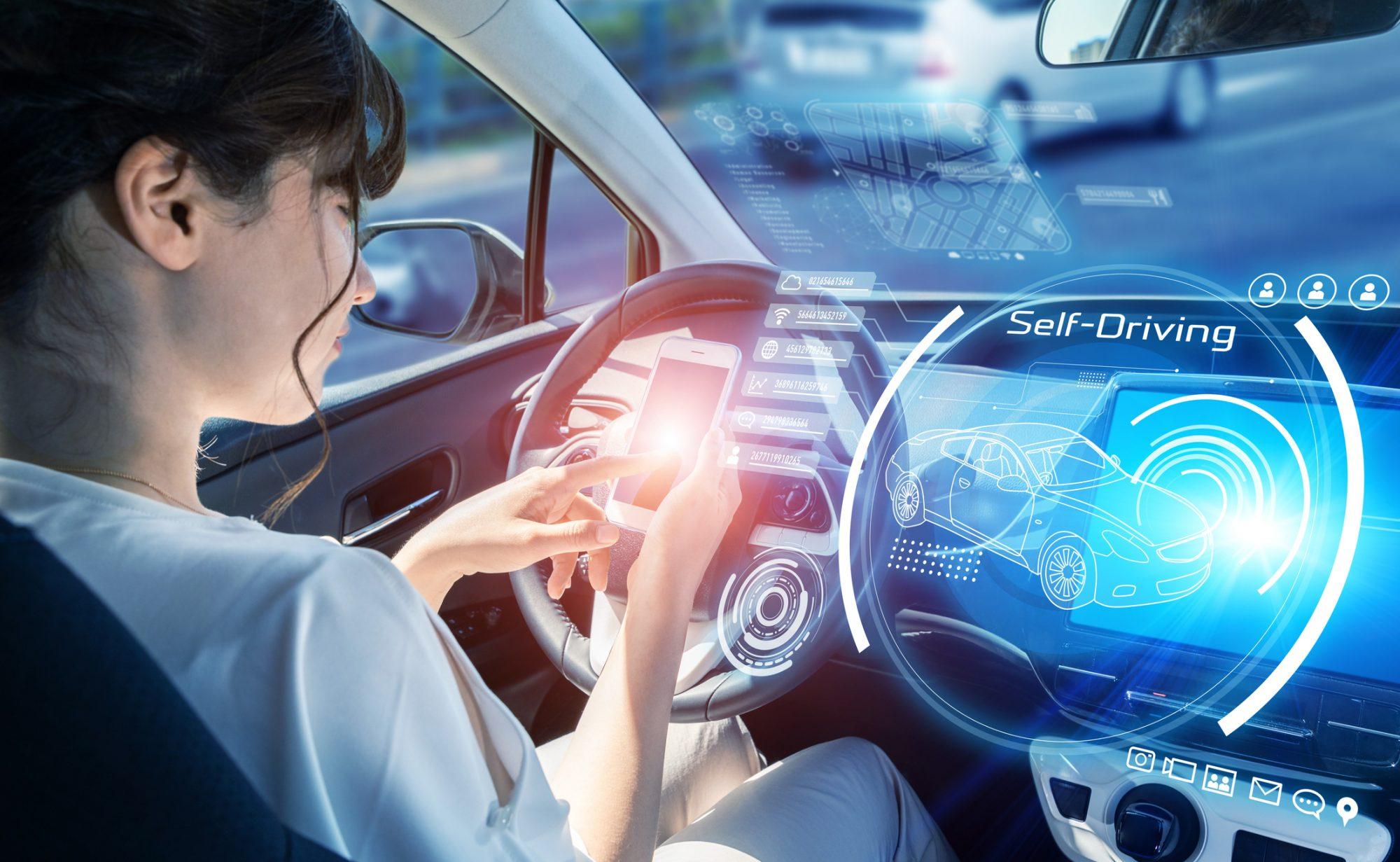 """Autonomes Fahren als Metapher für den Artikel """"Der Weg zur zukunftsfähigen Banksteuerung"""""""