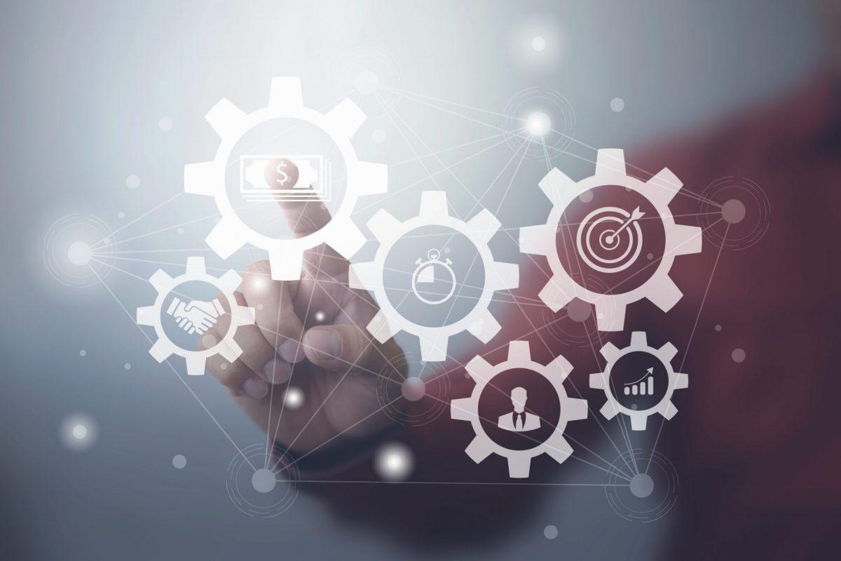 """Prozessworkflow als Metapher für den zweiten Teil von """"Start des Planungsprozesses 2020 in Regionalbanken"""""""