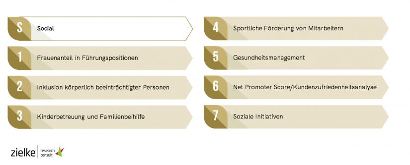 Berichte Social / Analyse von 119 CSR-Berichten deutscher Kreditinstitute