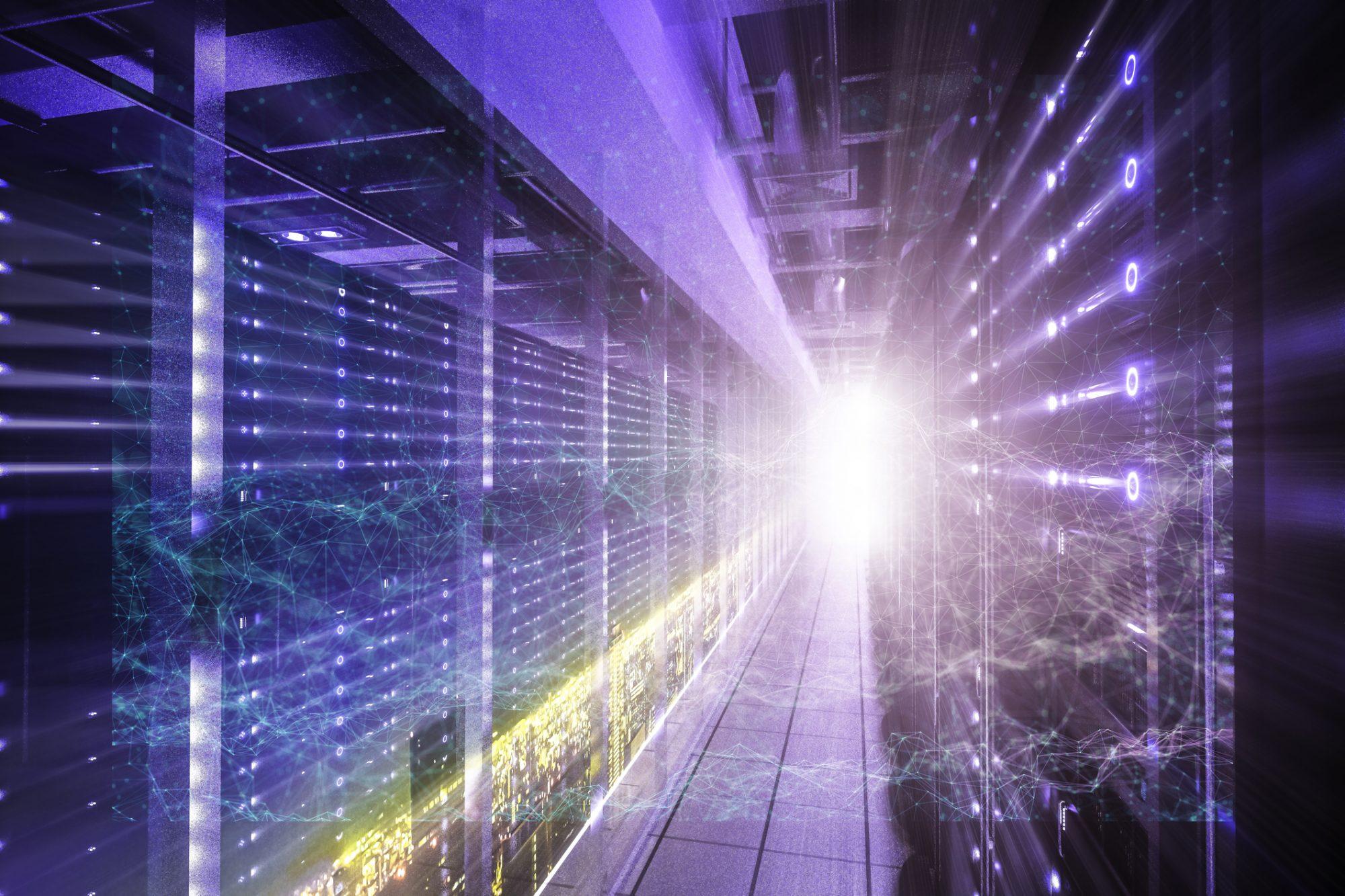 Servernetzwerk Digital Assets: Dienstleistungen in der Schweiz