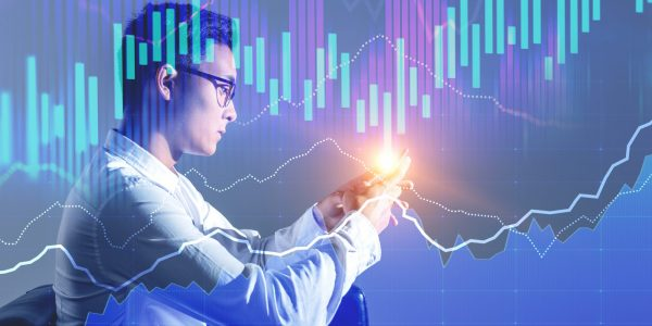 Kurs-Buchwert-Verhältnis (KBV) der Banken